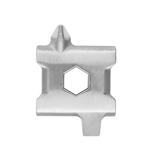 Link 15 for Tread Multi Tool Bracelet - Stainless