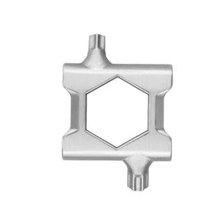 Link 18 for Tread Multi Tool Bracelet - Stainless