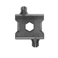 Link 19 for Tread Multi Tool Bracelet - Black