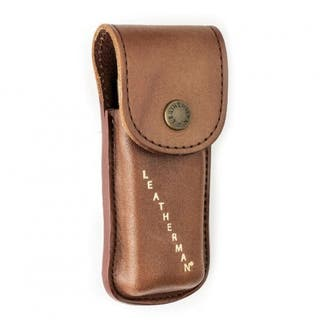 Heritage Leather Sheath to fit Wave, Wave+ Charge, Charge+ & Skeletool