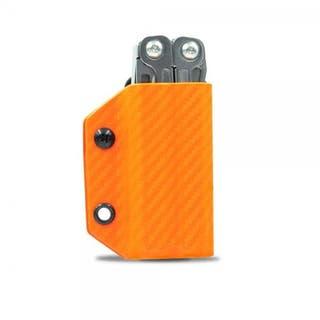 Kydex Sheath: Leatherman Wingman & Sidekick - Orange