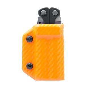 Kydex Sheath: Leatherman Charge / + Orange