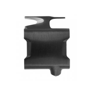 SECOND - Link 4 for Tread Multi Tool Bracelet - Black