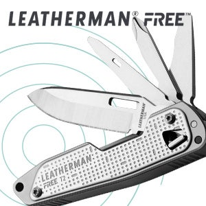 Leatherman FREE – The Ultimate Problem Solver